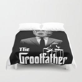The Grootfather Duvet Cover