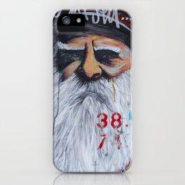 the Captain #02 iPhone Case