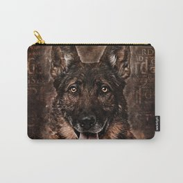 German Shepherd Dog - GSD Carry-All Pouch