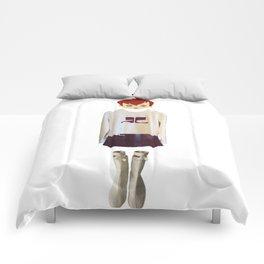 Fashionist Pebble Comforters