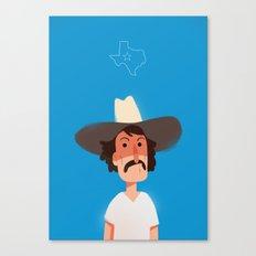 Lone Star Canvas Print