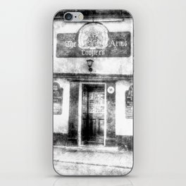 The Coopers Arms Pub Rochester Vintage iPhone Skin