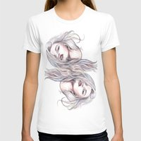sky ferreira T-shirts featuring Sky Ferreira  by Asquared2Art