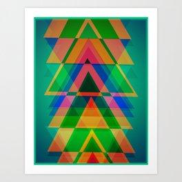 Mothlathat  Art Print