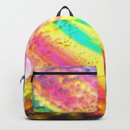 Colorfluid Backpack