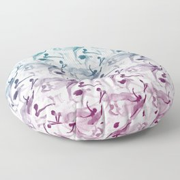 Ballet Class Floor Pillow