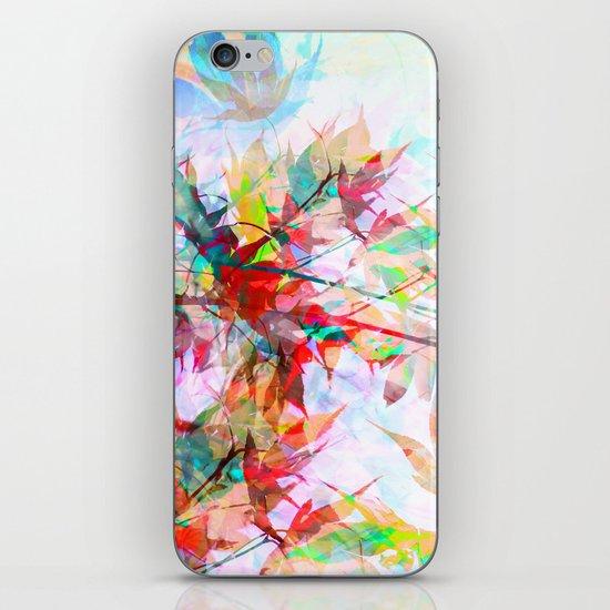 Abstract Autumn iPhone & iPod Skin