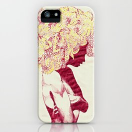Concealed Dreams iPhone Case