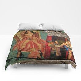 cuba libre Comforters