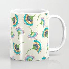 Fan Flowers Coffee Mug