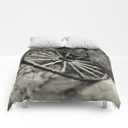 Wagon Wheel Comforters