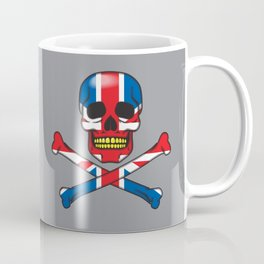 Skull UK Coffee Mug