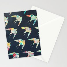 Australian Welcome Swallow I Stationery Cards
