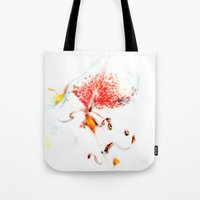 soul Tote Bags featuring Soul. by Mary Berg