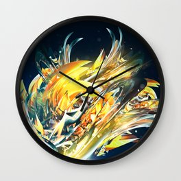Harha Wall Clock