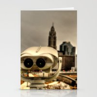 wall e Stationery Cards featuring Wall E? by BradBrunstetter