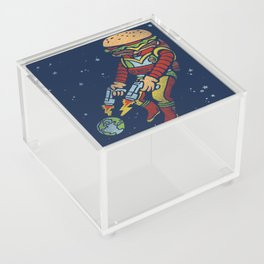 The End is Fry! Acrylic Box