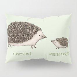Hedgehog Hedgesprog Pillow Sham