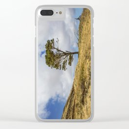 Highland Tree Clear iPhone Case