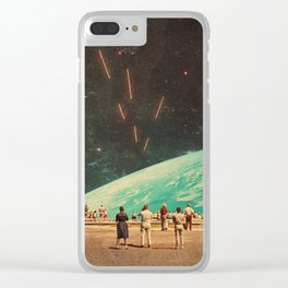The Others Clear iPhone Case