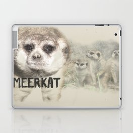 Meerkats Exposed Laptop & iPad Skin