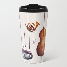 Wind Orchestra Travel Mug