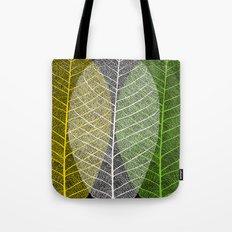 'Natural Dry Leaves' Tote Bag