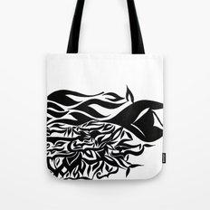 wave design 1.0 Tote Bag