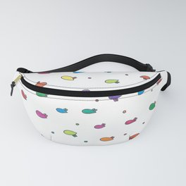 Rainbow Bean Sprouts Fanny Pack