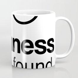 Words of Wisdom Coffee Mug