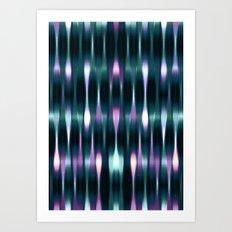 The Jelly Bean Express Platform 54 Art Print