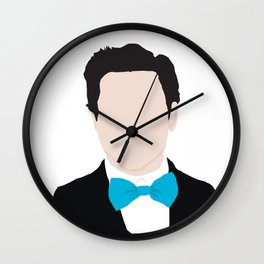 RDJ / IRONMAN Wall Clock