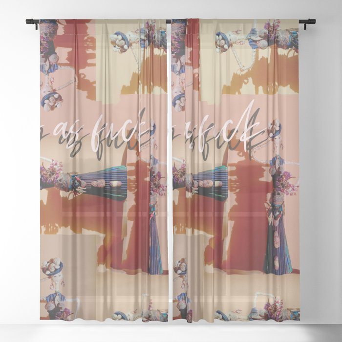 Fancy As Sheer Curtain By Farfalina