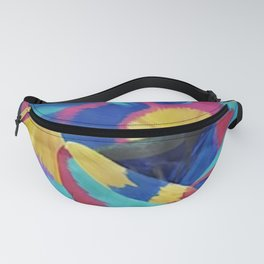 Butterfly Fish Birds Fanny Pack