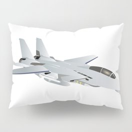 American F-14 Jet Fighter Pillow Sham