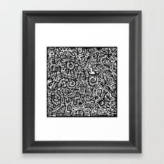 Gooseygander Framed Art Print