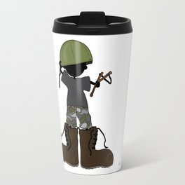 In My Father's Shoes... Travel Mug