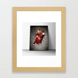 fsdfsf Framed Art Print