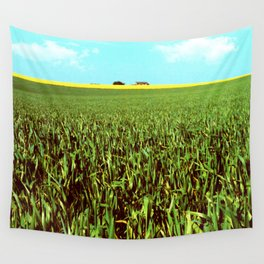 High Plains Crop Wall Tapestry