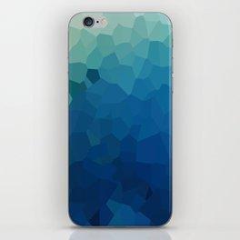 Sea Moon Love iPhone Skin
