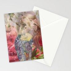 Vine Girl Stationery Cards