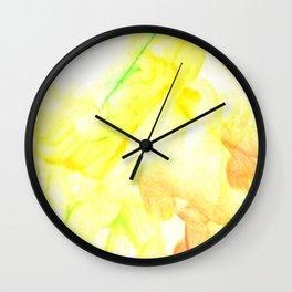 Summer Heat1 Wall Clock