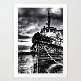 Sea Ranger Art Print