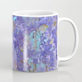 Purple and Blue Party! Coffee Mug