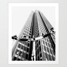 Embarcadero / San Francisco Art Print