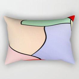 The arm Rectangular Pillow