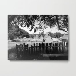 Plymouth photography Metal Print