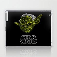 Yoda Laptop & iPad Skin
