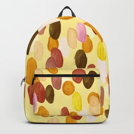 Digital Acrylic Dots Backpack