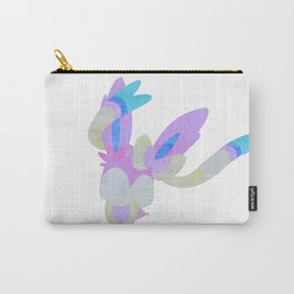 Watercolor Sylveon Carry-All Pouch